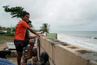 Las secuelas que dejó el huracán María en los niños puertorriqueños