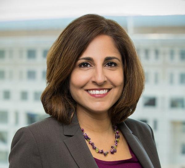 Neera Tanden, presidenta y directora ejecutiva del Center for American Progress (CAP)