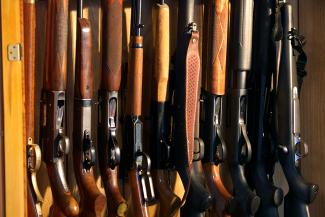 Trump y las armas