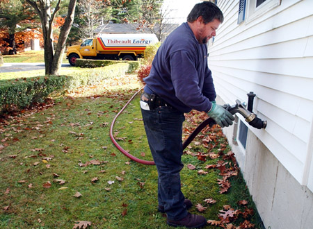 First Time Heating Oil or Propane User - Things to Consider