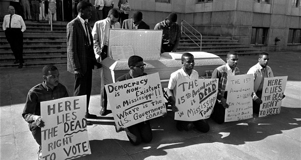 Voter Suppression Battle Just the Latest Fight to Protect the Vote ...