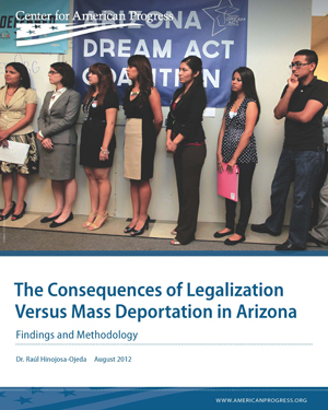 Deportation vs. Legalization in Arizona
