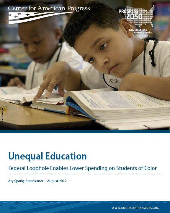 Unequal Education