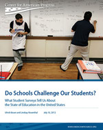 Do Schools Challenge Our Students?