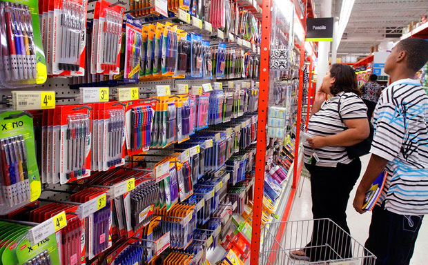 Parents and students shop for back-to-school supplies. America must invest more in its education system and in its students of color if the next generation is going to be competitive and prepared to enter the global workforce.