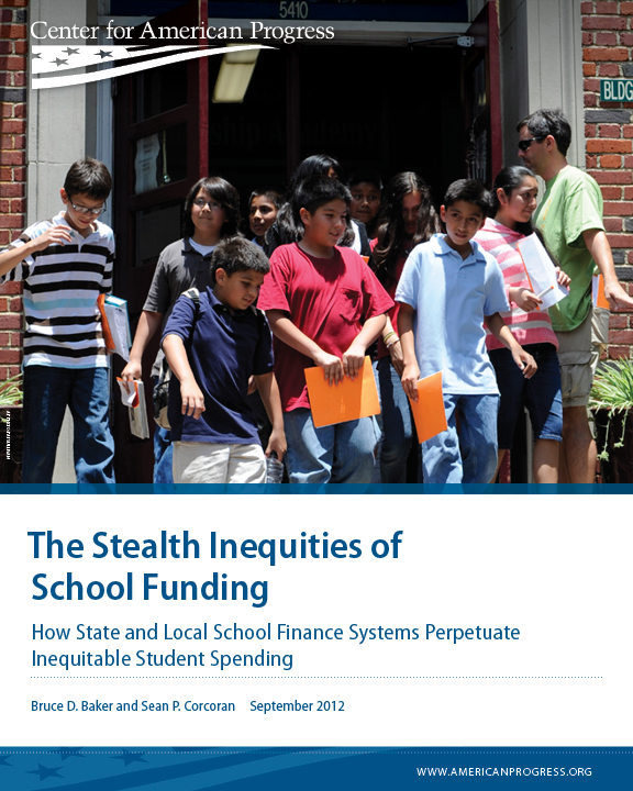 The Stealth Inequities of School Funding