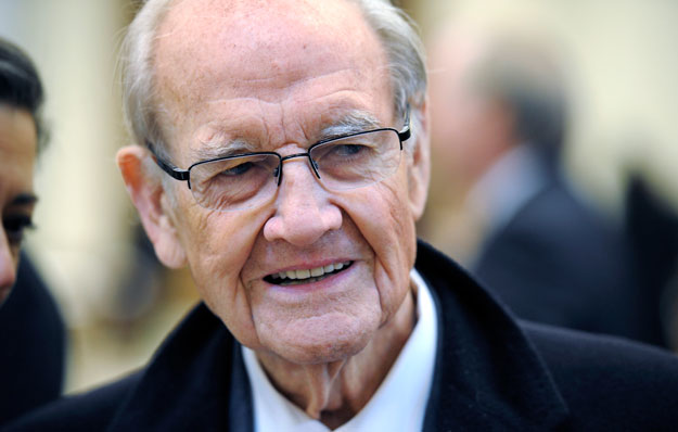 Former Democratic presidential nominee and U.S. Sen. George McGovern passed away this weekend.