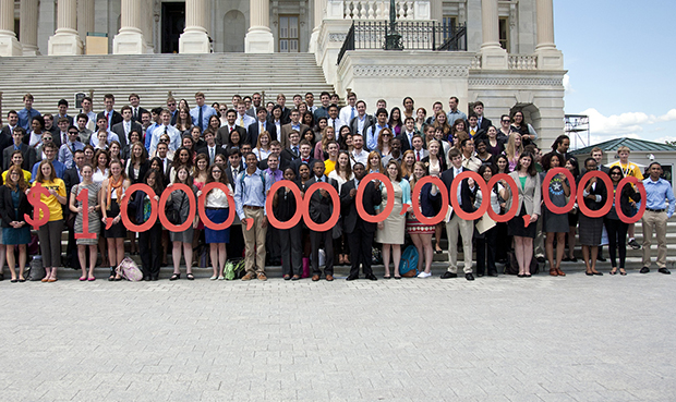 With $864 billion in federal loans and $150 billion in private loans, student debt in America now exceeds $1 trillion.