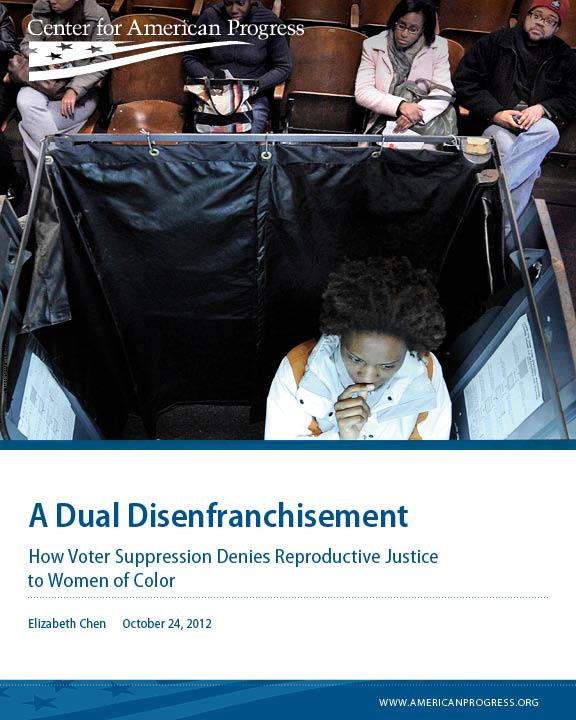 A Dual Disenfranchisement