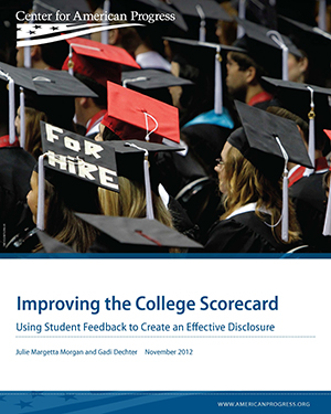 Improving the College Scorecard