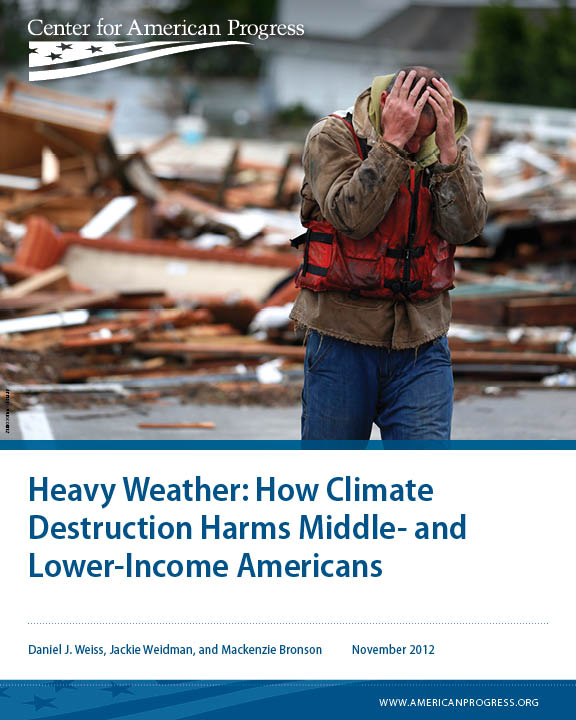 Heavy Weather: How Climate Destruction Harms Middle- and Lower-Income Americans