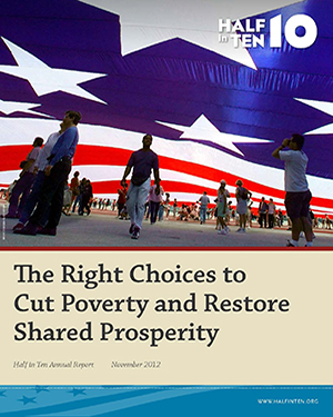 The Right Choices to Cut Poverty and Restore Shared Prosperity