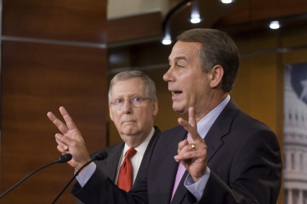 Although House Speaker John Boehner (R-OH), right, and Senate Minority Leader Mitch McConnell (R-KY) oppose raising it, the carried interest loophole is just one of many ways the U.S. tax code offers preferential treatment to some of the wealthiest Americans.