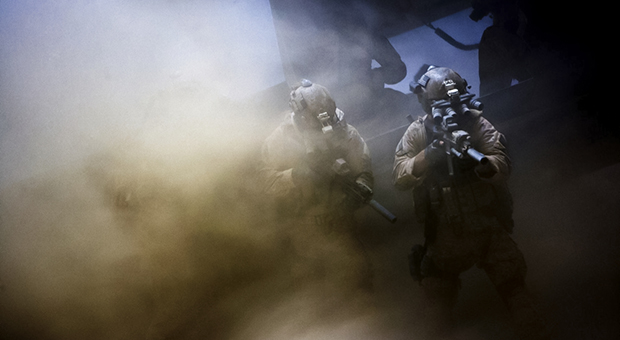 "This film image released by Columbia Pictures shows a scene from ""Zero Dark Thirty,"" directed by Kathryn Bigelow."