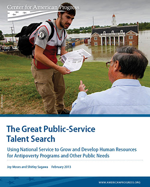 The Great Public-Service Talent Search