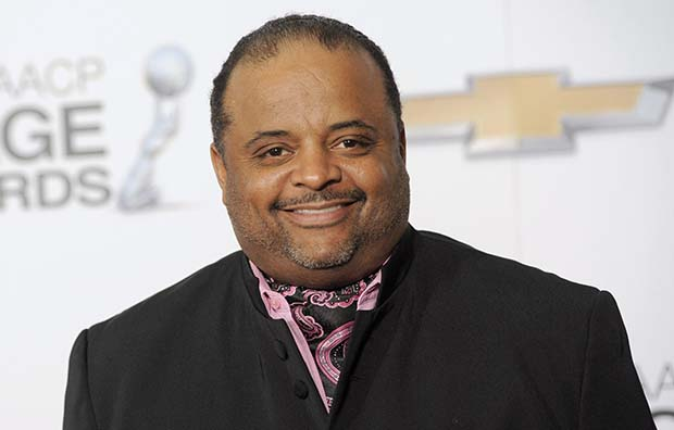 Roland Martin arrives at the 44th Annual NAACP Image Awards at the Shrine Auditorium in Los Angeles on Friday, February 1, 2013. Martin's recent removal from CNN's lineup of contracted pundits sparked an online debate.