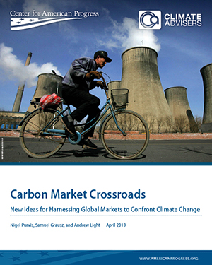 Carbon Market Crossroads