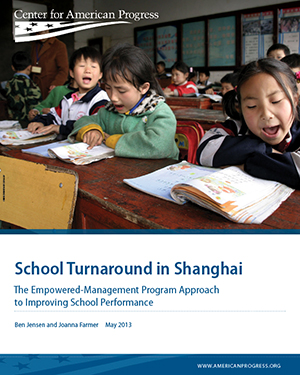 School Turnaround in Shanghai