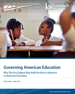 Governing American Education