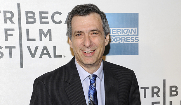 "This April 25, 2012, file photo shows journalist Howard Kurtz at the world premiere of ""Knife Fight"" during the 2012 Tribeca Film Festival in New York."