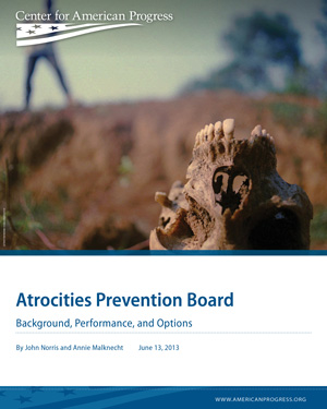 Atrocities Prevention Board