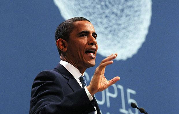 President Barack Obama climate change