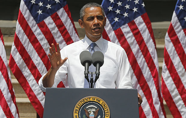 President Barack Obama climate change speech