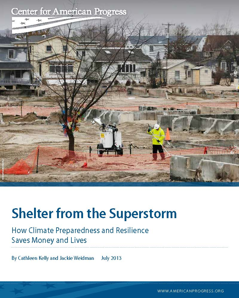 Shelter from the Superstorm