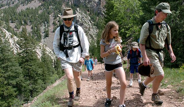 Rattlesnake Gulch Trail