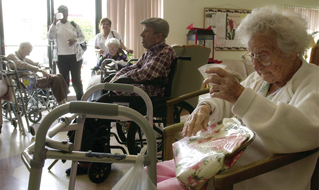 Programs providing health care and income support for the elderly and disabled not only account for the overwhelming portion of entitlement spending, but they also account for all of the growth of such spending.