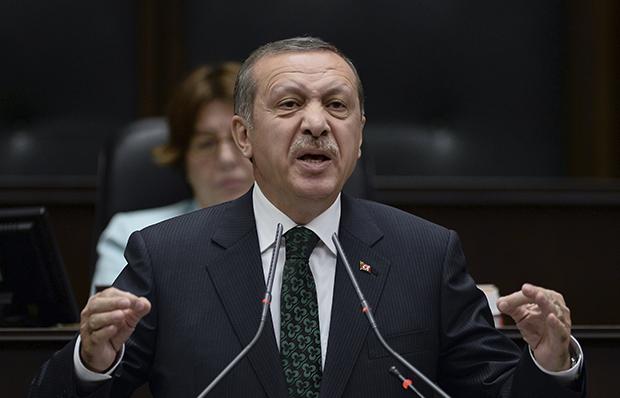 Prime Minister Erdoğan