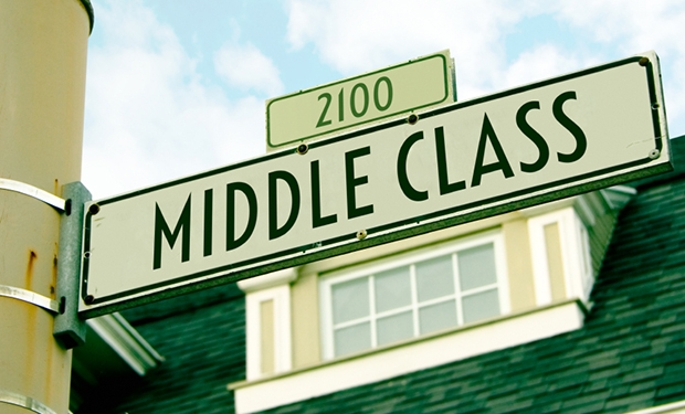 Middle Class Middle American Teens 49