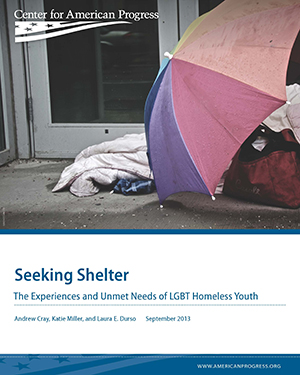 Seeking Shelter: The Experiences and Unmet Needs of LGBT Homeless Youth