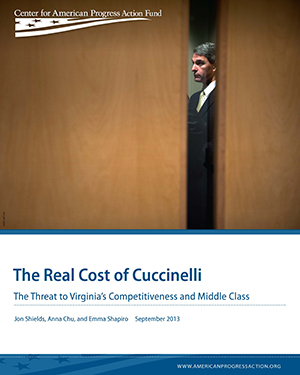 The Real Cost of Cuccinelli