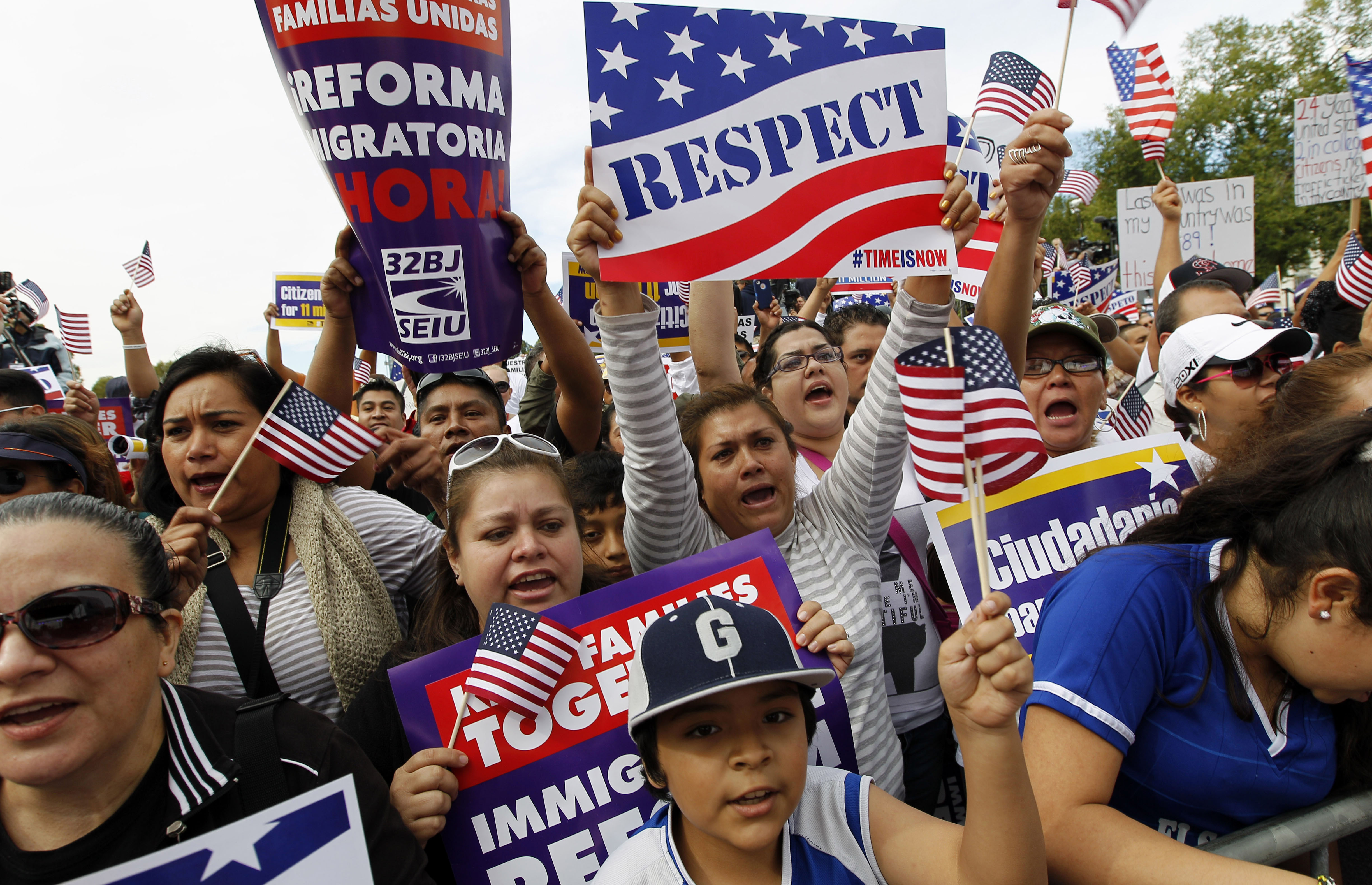 Pressing on for Immigration Reform - Center for American