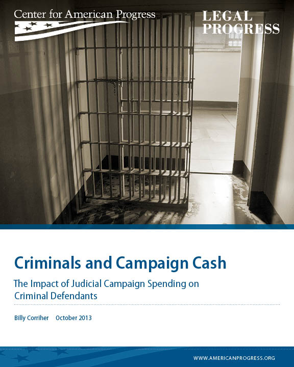 Criminals and Campaign Cash