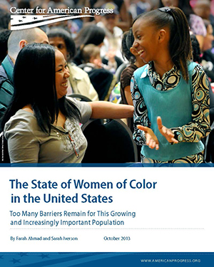 The State of Women of Color in the United States
