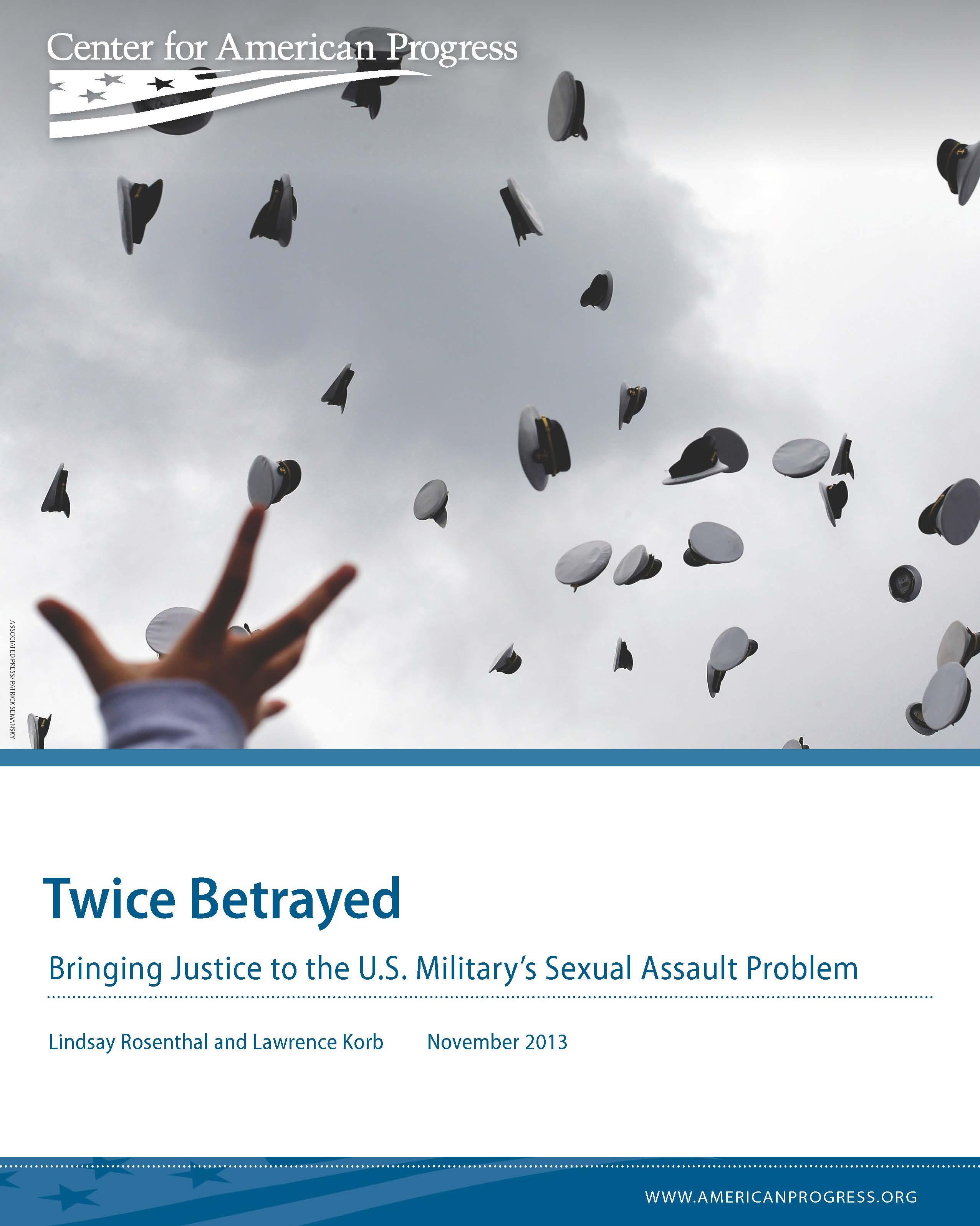 Twice Betrayed