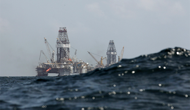 Deepwater Horizon site drillers