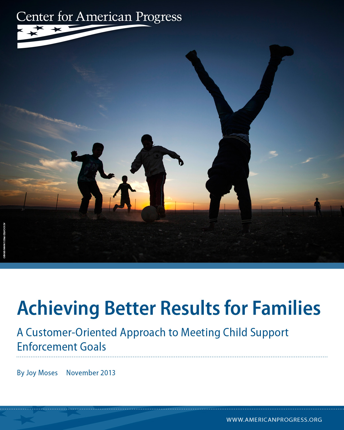 Achieving Better Results for Families