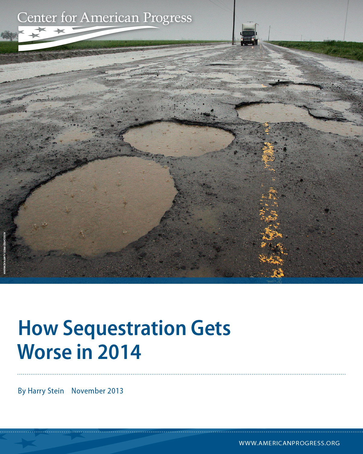 How Sequestration Gets Worse in 2014