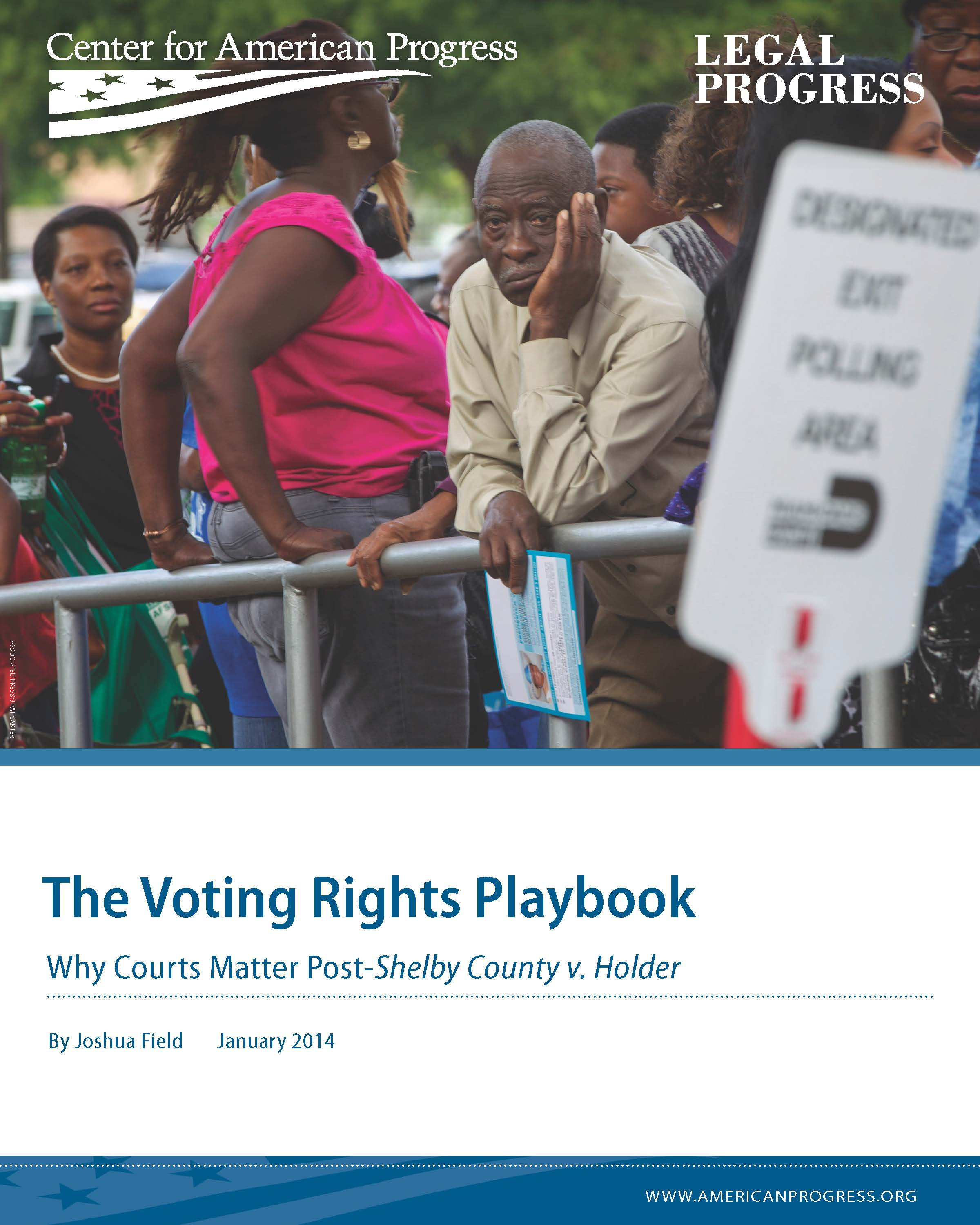 The Voting Rights Playbook