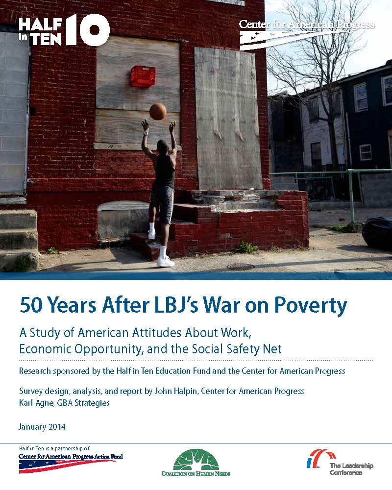 50 Years After LBJ's War on Poverty