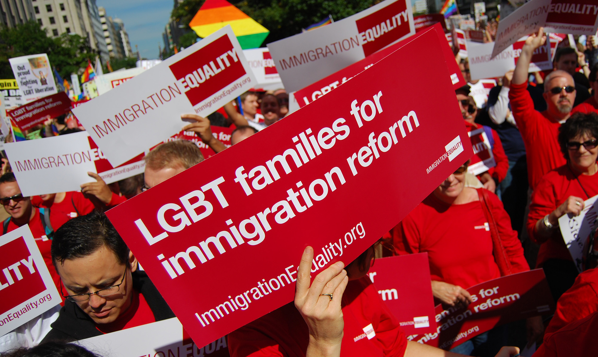 LGBT immigrants need both the Employment Non-Discrimination Act and immigration reform.