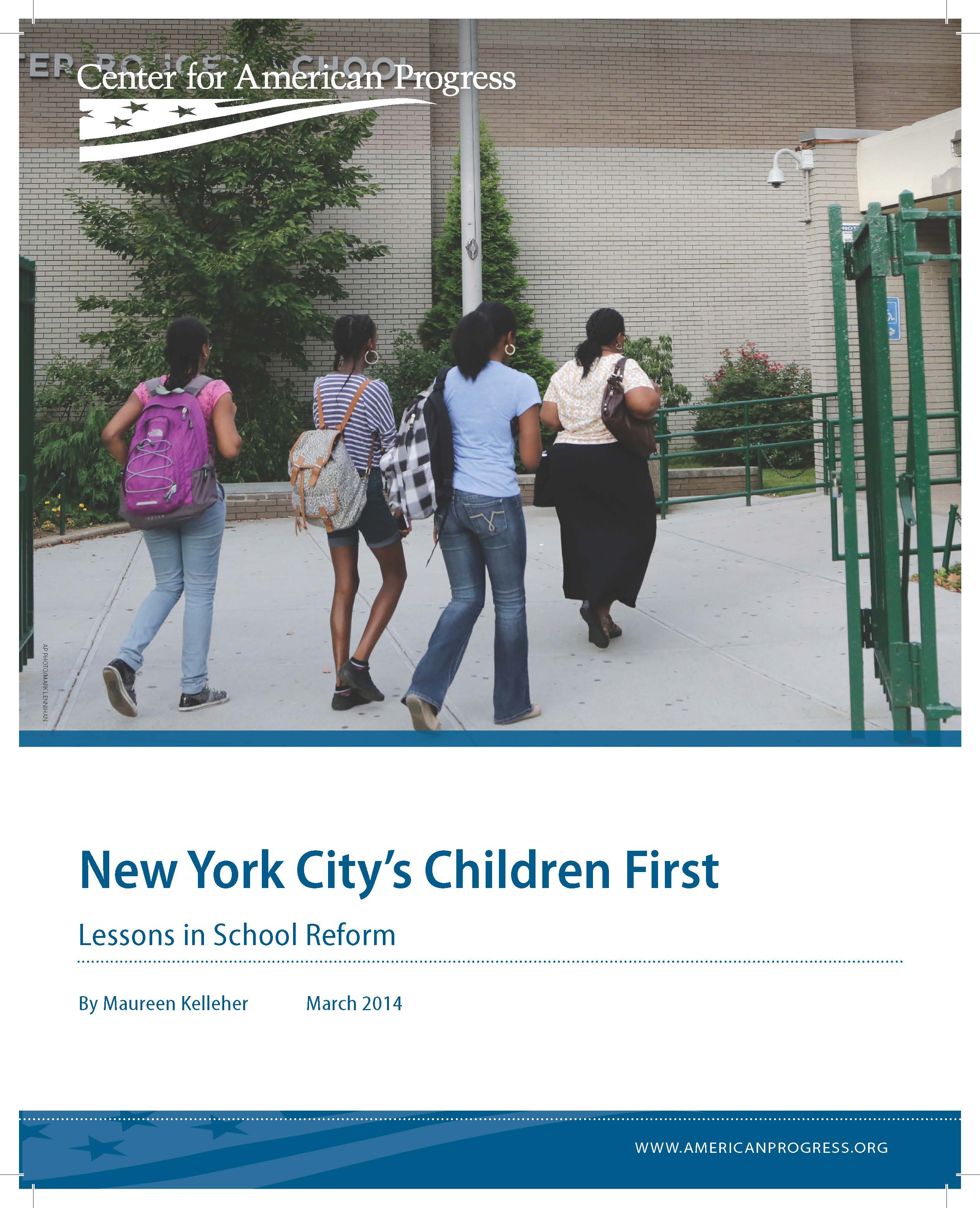 New York City's Children First