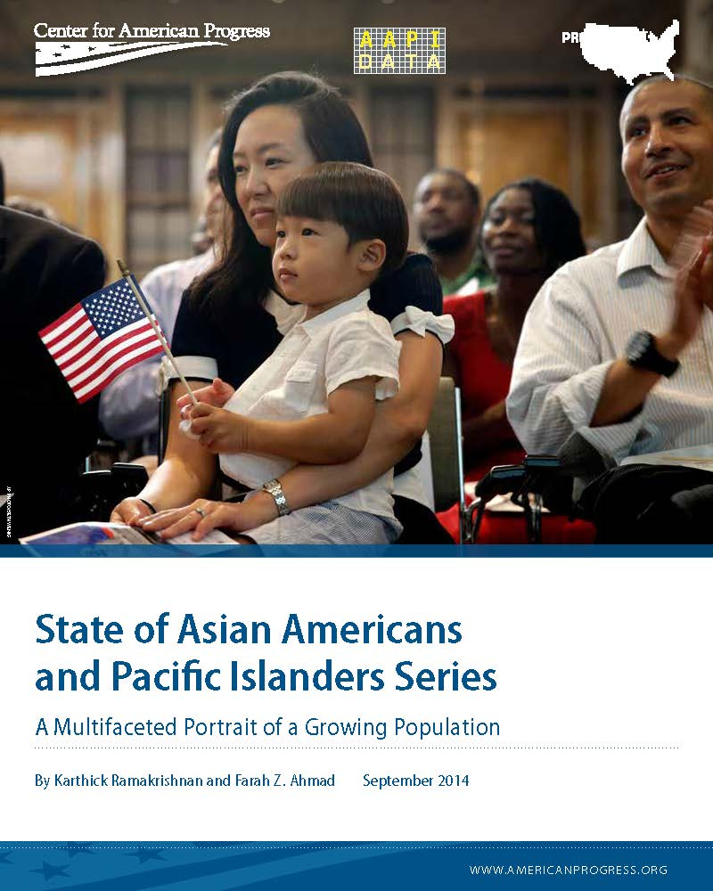 State of Asian Americans and Pacific Islanders Series