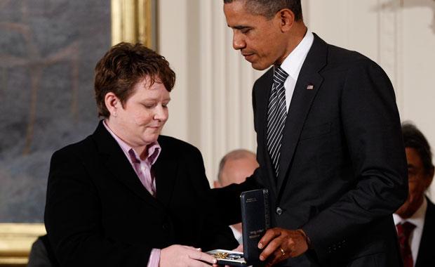Janice Langbehn Presidential Citizens Medal