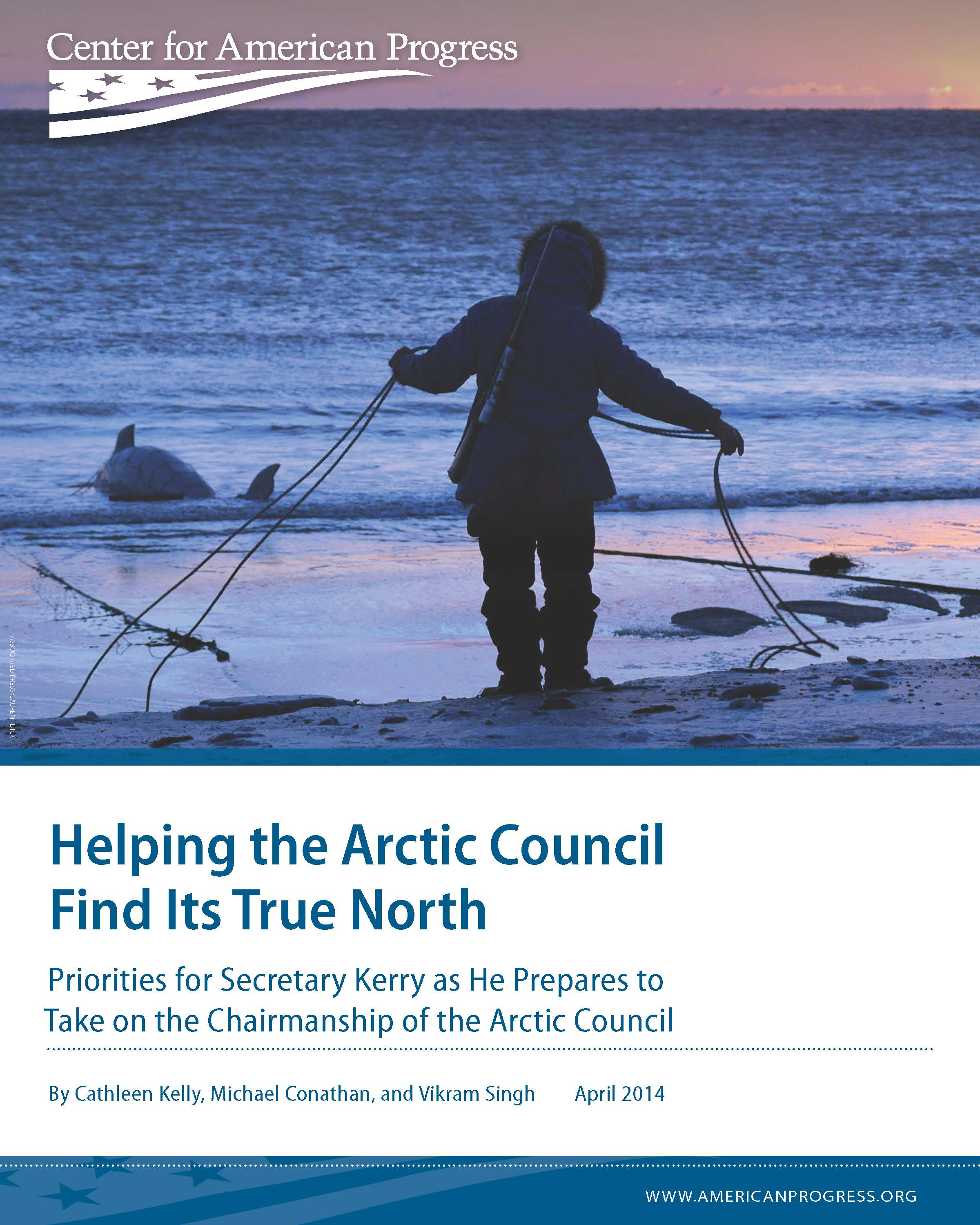 Helping the Arctic Council Find Its True North