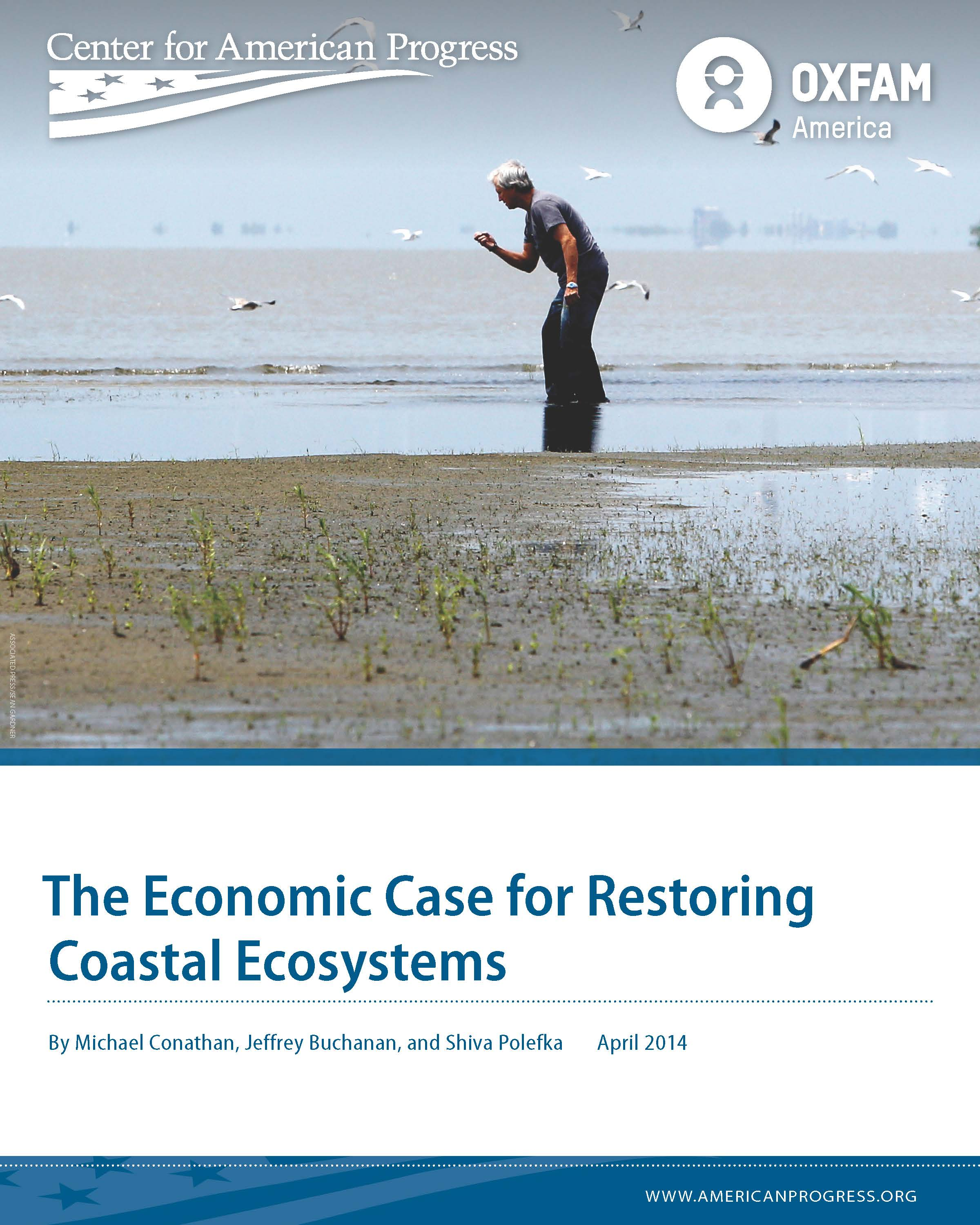 The Economic Case for Restoring Coastal Ecosystems