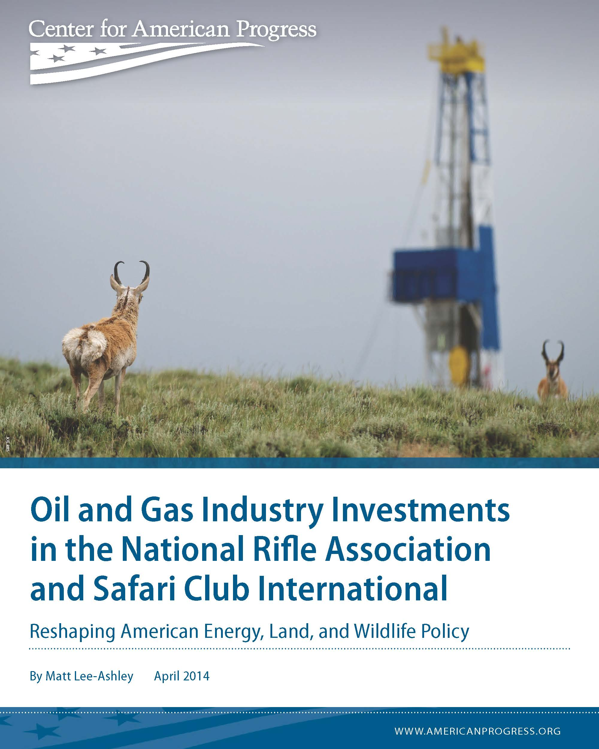 Oil and Gas Industry Investments in the National Rifle Association and Safari Club International